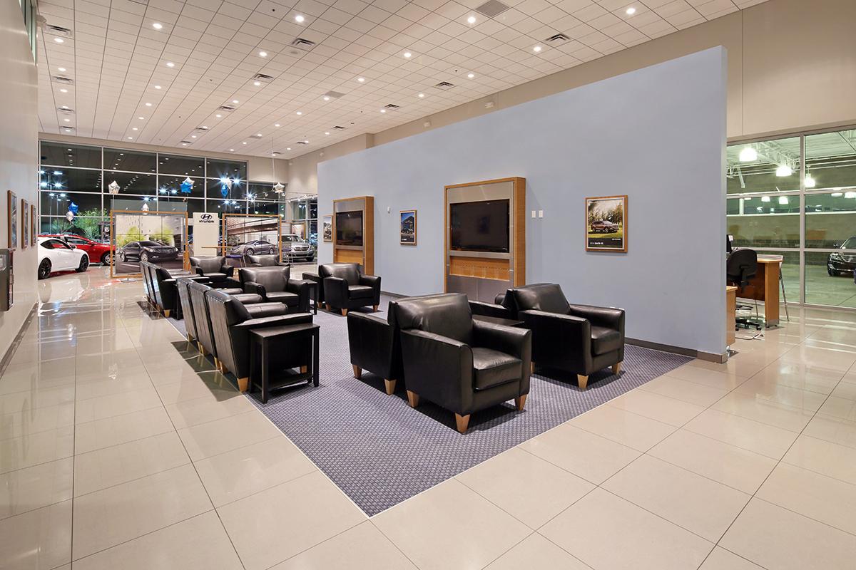 Earnhardt Hyundai Scottsdale >> Earnhardt Hyundai North Scottsdale John Mahoney Architect